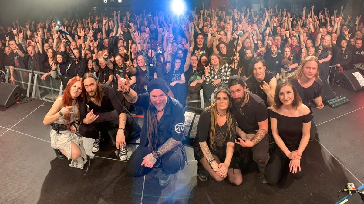 В Киев возвращаются фолк-металлисты Eluveitie