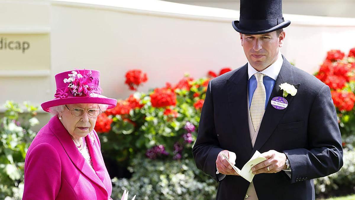 Королівські заробітки: онук Єлизавети ІІ знявся в рекламі молока