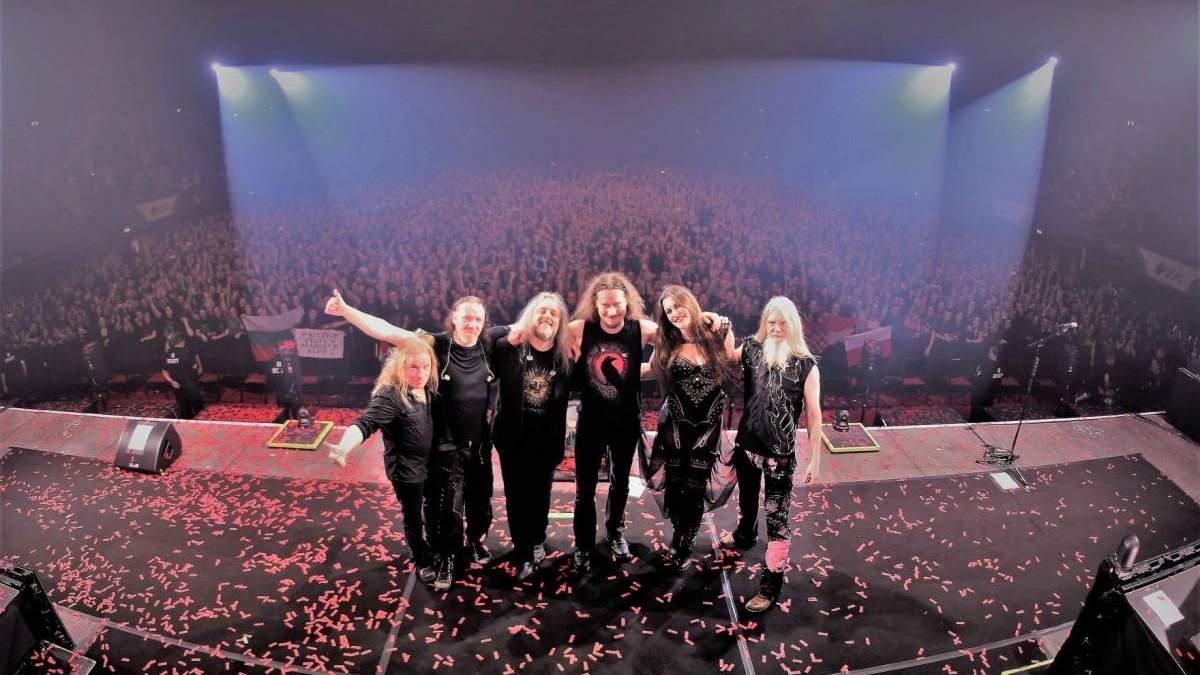 Nightwish сообщили подробности нового альбома: презентация в Киеве — 29 мая