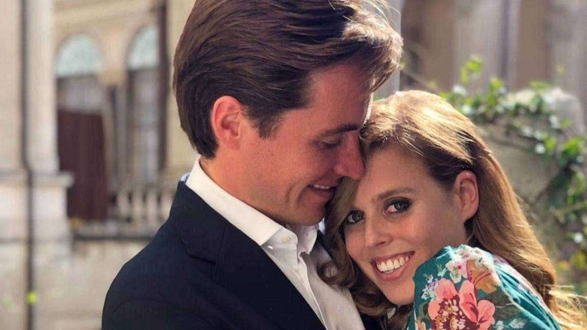 Відома дата весілля принцеси Беатріс та Едоардо Мопеллі Моцці