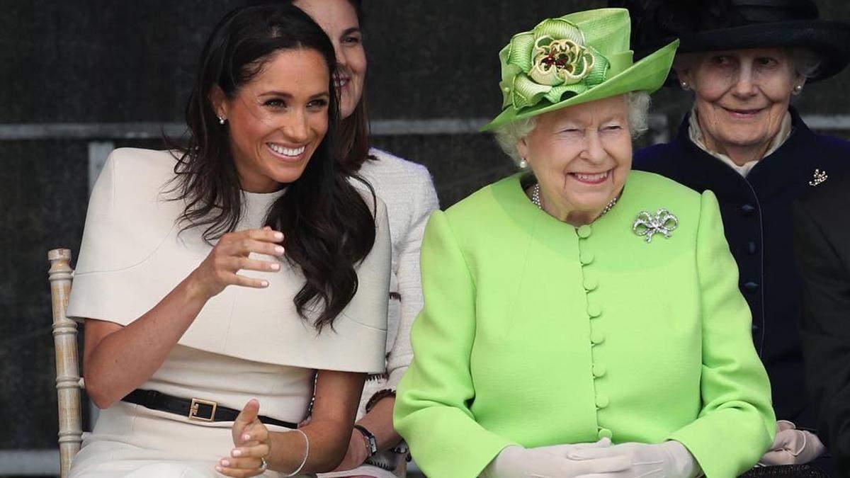 Герцоги Сассекські востаннє виконають королівські обов'язки на прохання Єлизавети ІІ