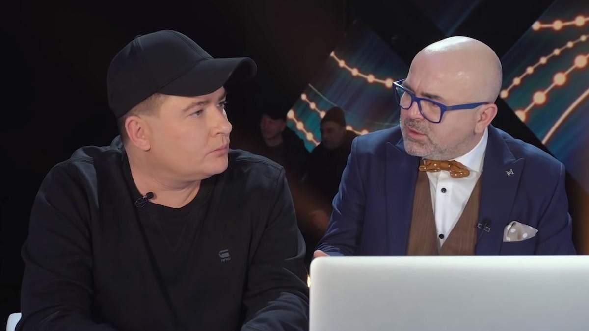 Нацвідбір Євробачення 2020: Данилко та Дроздов відповіли хейтерам — відео