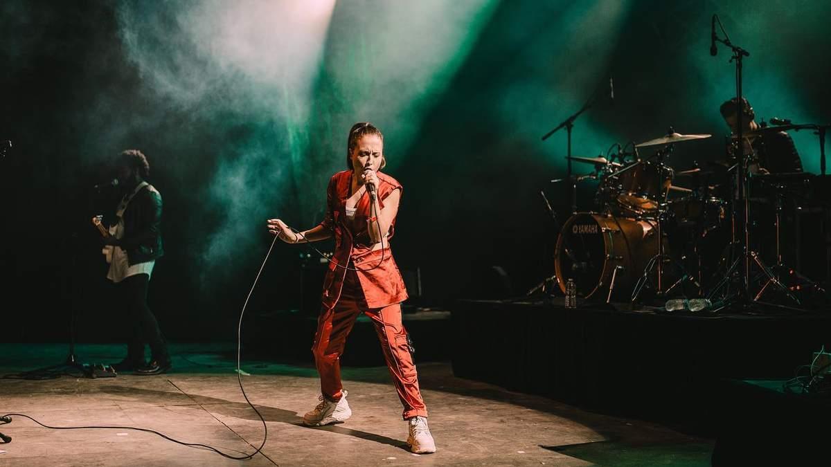 На фестивале Atlas Weekend выступит немецкая поп-звезда Элис Мертон