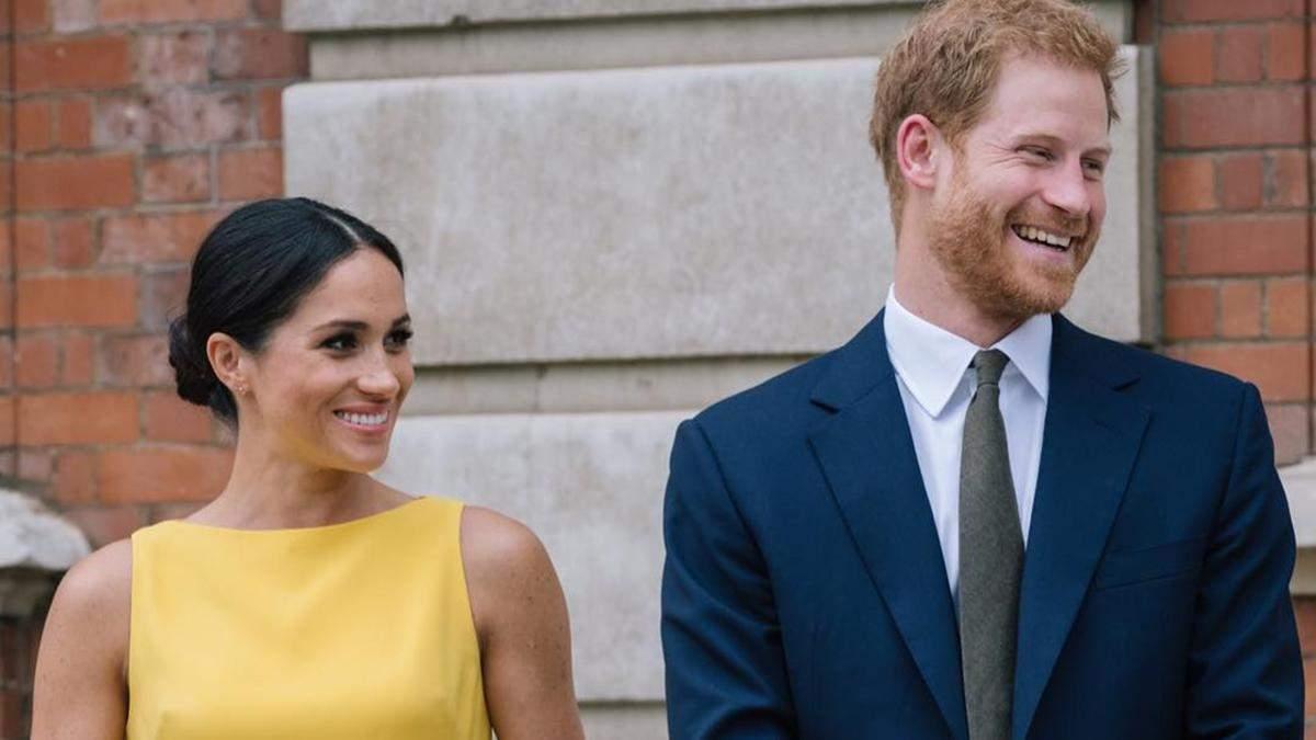 Відома остаточна дата виходу принца Гаррі та Меган Маркл з королівської родини
