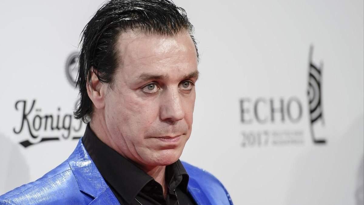Тилль Линдеманн в Киеве – биография вокалиста Rammstein, личная жизнь