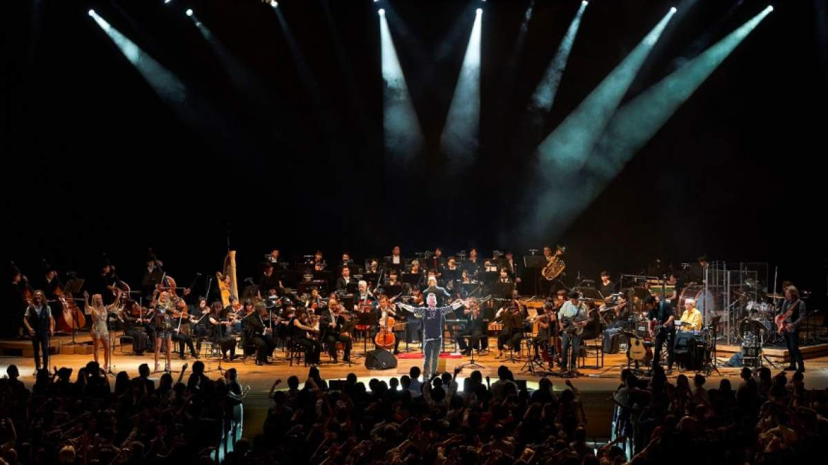 Queen Rock and Symphony Show
