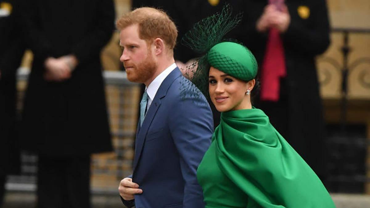 Меган Маркл и принц Гарри осуществили последний выход в составе королевской семьи: фото