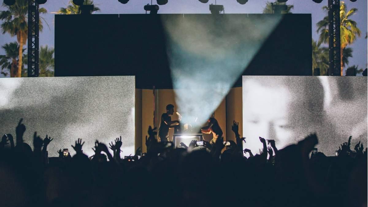 В Украине впервые выступит электронный дуэт The Blaze