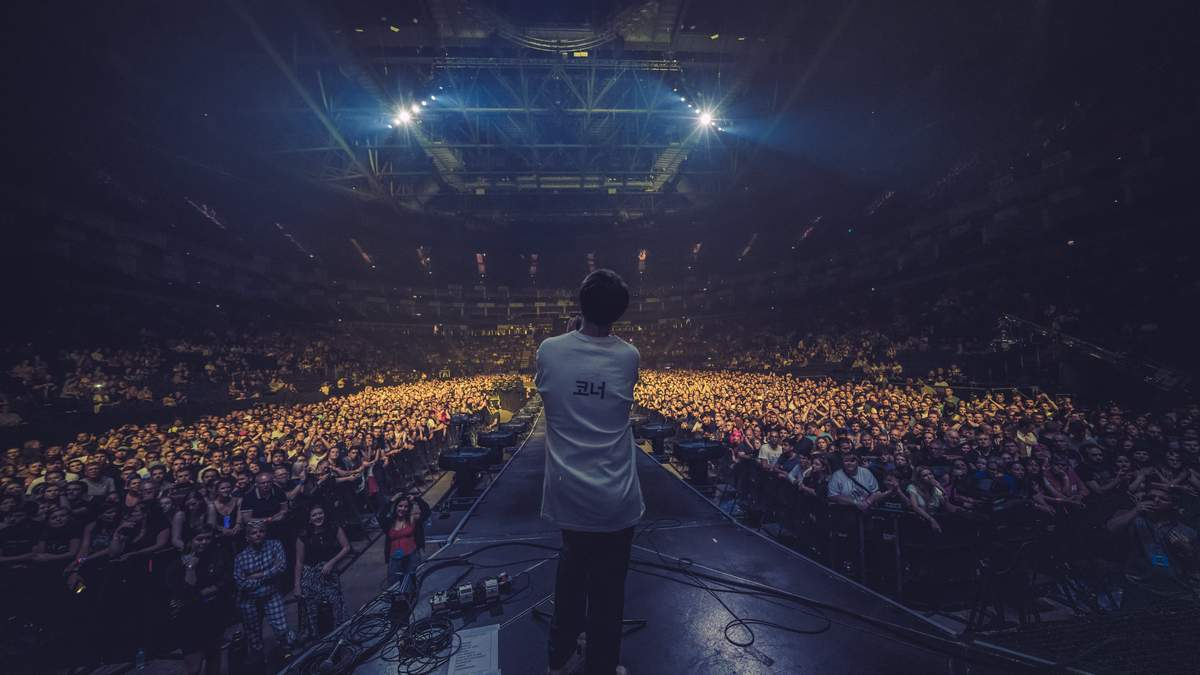 Карантин у Києві: чи скасують концерти та інші масові заходи
