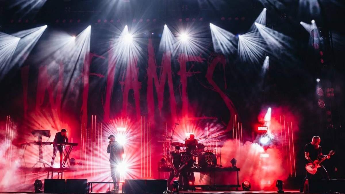 In Flames випустили 8-бітну версію альбому I, The Mask – слухати