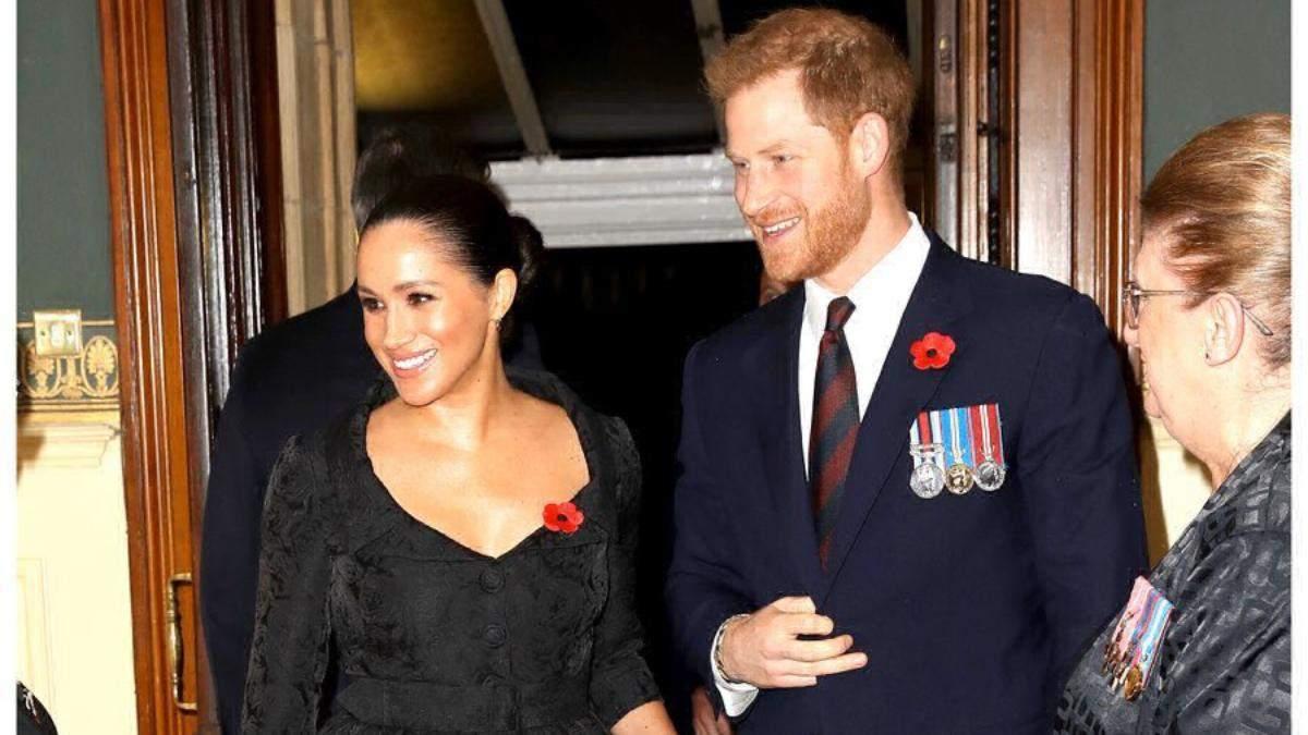 Меган Маркл і принц Гаррі переїхали з Канади у Лос-Анджелес, – ЗМІ