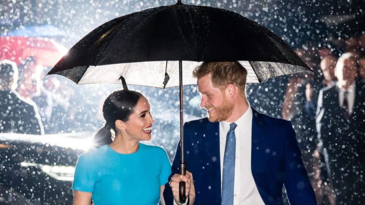 Принц Гаррі та Меган Маркл опублікували прощальний допис у мережі