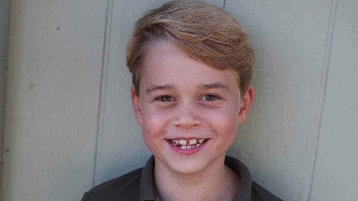 Принцу Джорджу – 7 лет: интересные факты о королевском наследнике и его миловидные фото