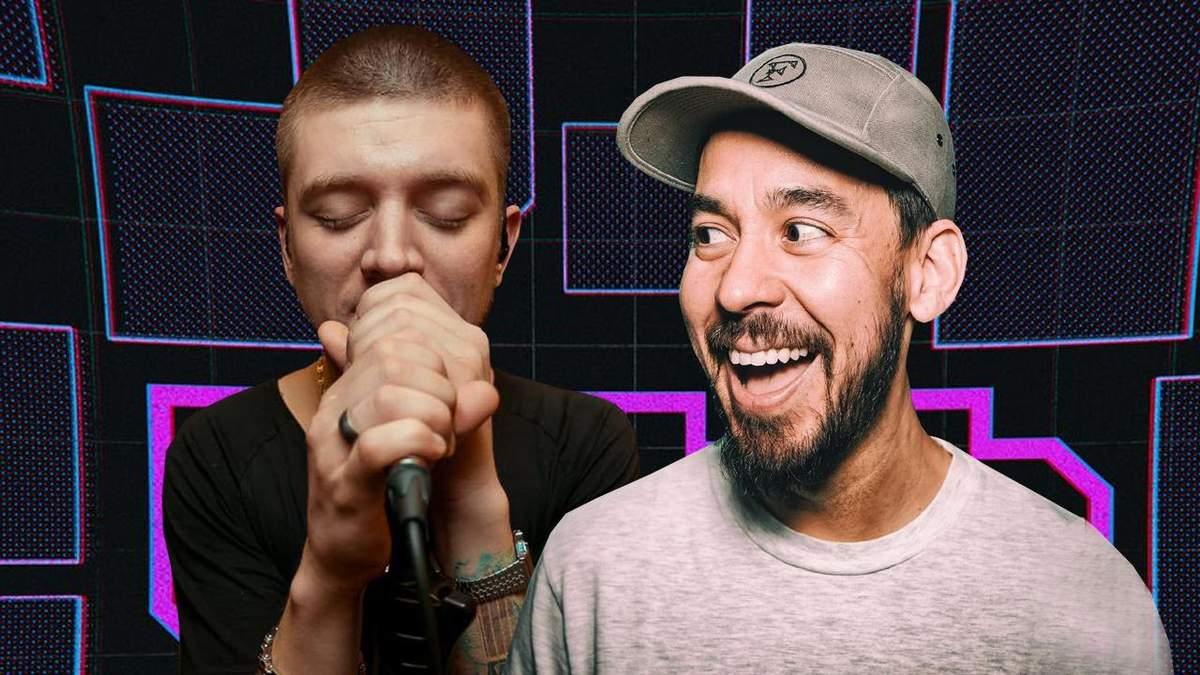 Одесский вокалист записал совместную песню с лидером Linkin Park Майком Шинодой: видео