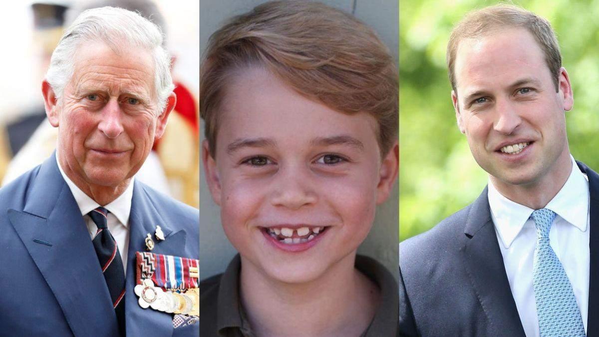 Королевские наследники Великобритании, имеющие право на трон