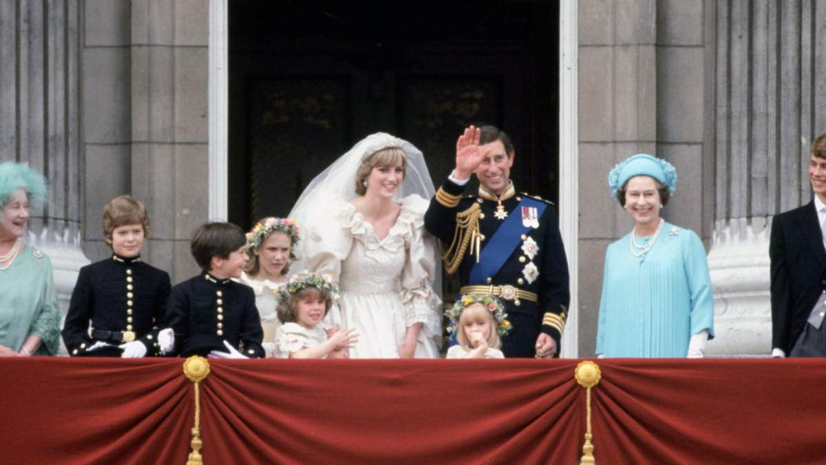 Королевские свадьбы Великобритании
