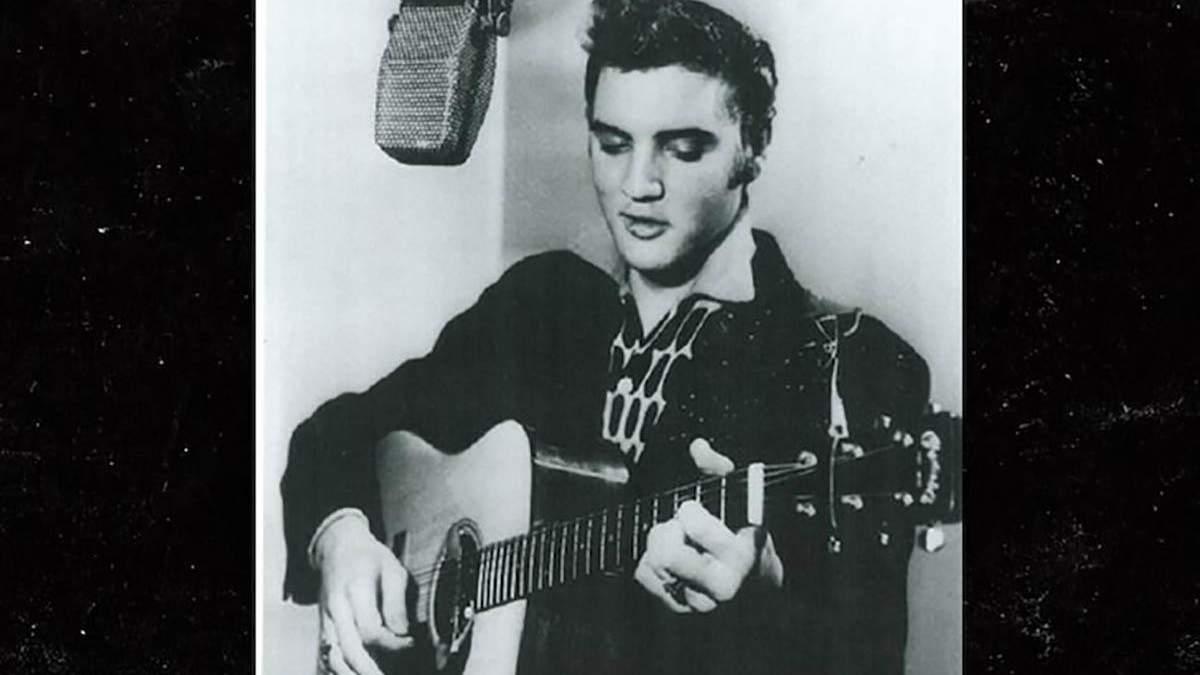 Гітару Елвіса Преслі продали за рекордні 1,32 мільйона доларів