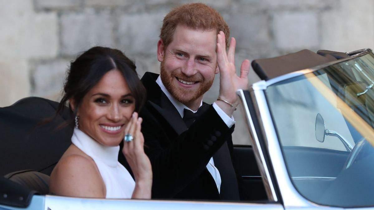 Меган Маркл та принц Гаррі купили власний будинок