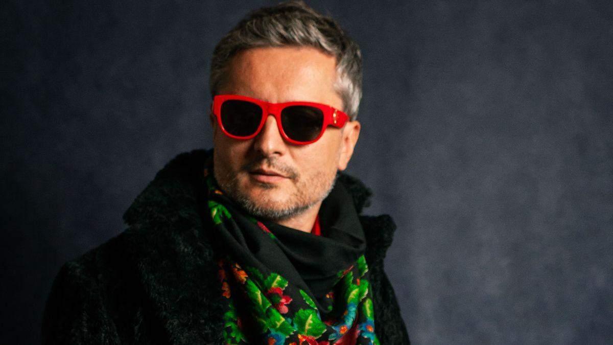 """Віктор Винник і МЕРІ презентували нову пісню """"Чорні очі"""": яскраве відео"""