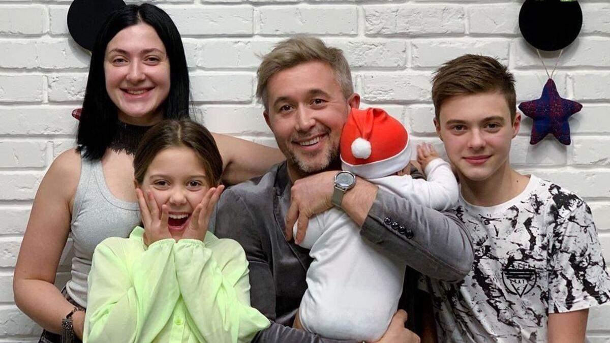 Сергей Бабкин записал англоязычную песню в дуэте с 10-летней дочкой