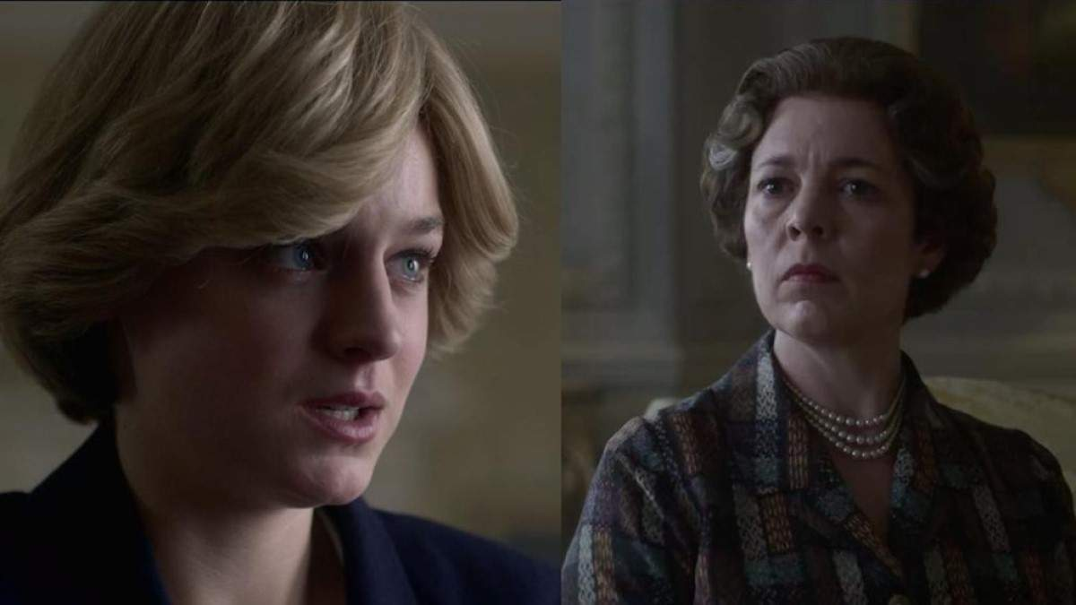 Корона 4 сезон: новий трейлер і сюжет