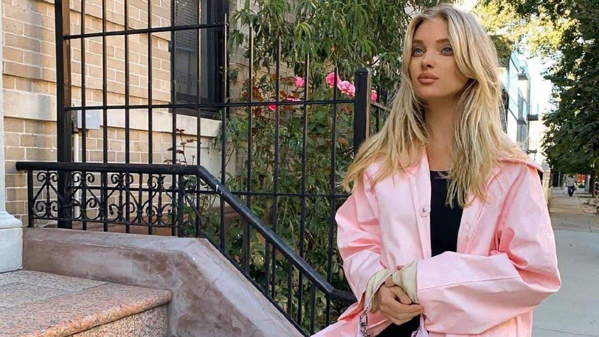 Ангел Victoria's Secret Ельза Госк вперше стала мамою: зворушливе фото