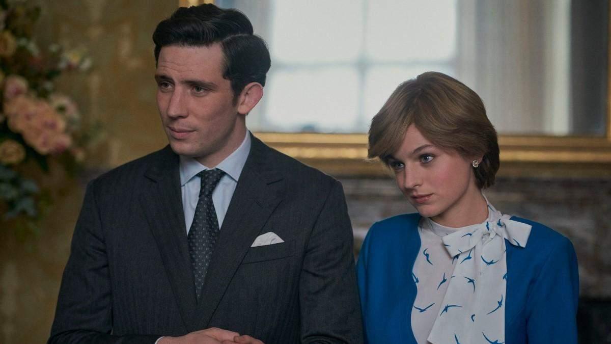 Корона 4: реакція мережі на історію принцеси Діани і Чарльза