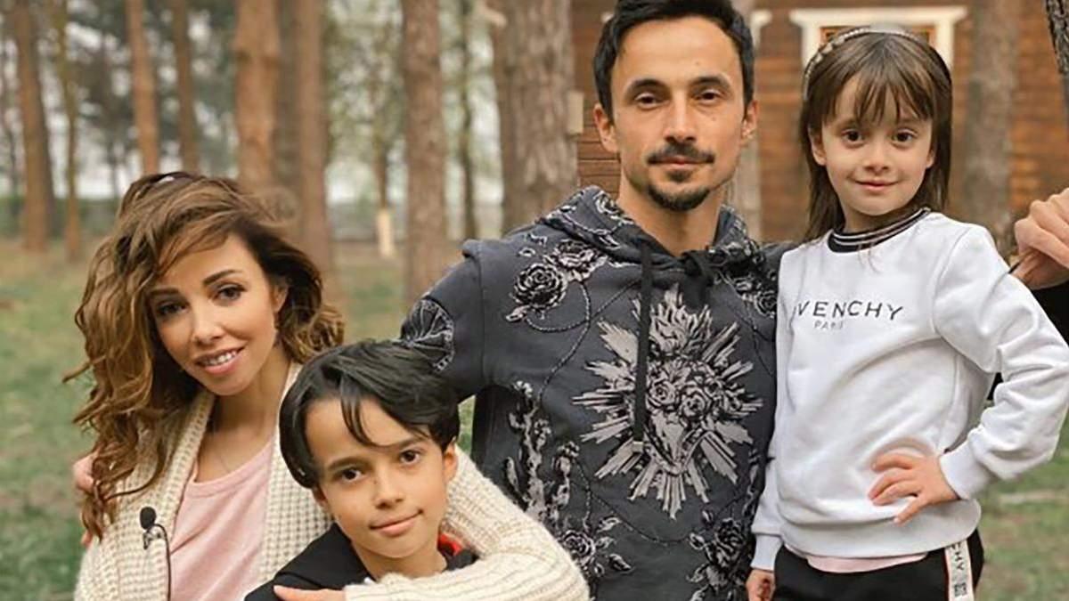 Екатерина Кухар рассказала, как муж влияет на их детей
