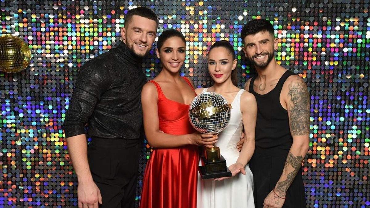 """Победители """"Танцев со звездами"""""""