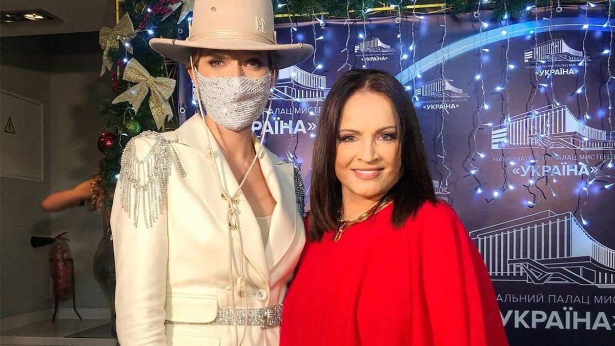 Из Москвы в Киев: София Ротару вернулась в Украину и выступила в новогоднем Квартале 95