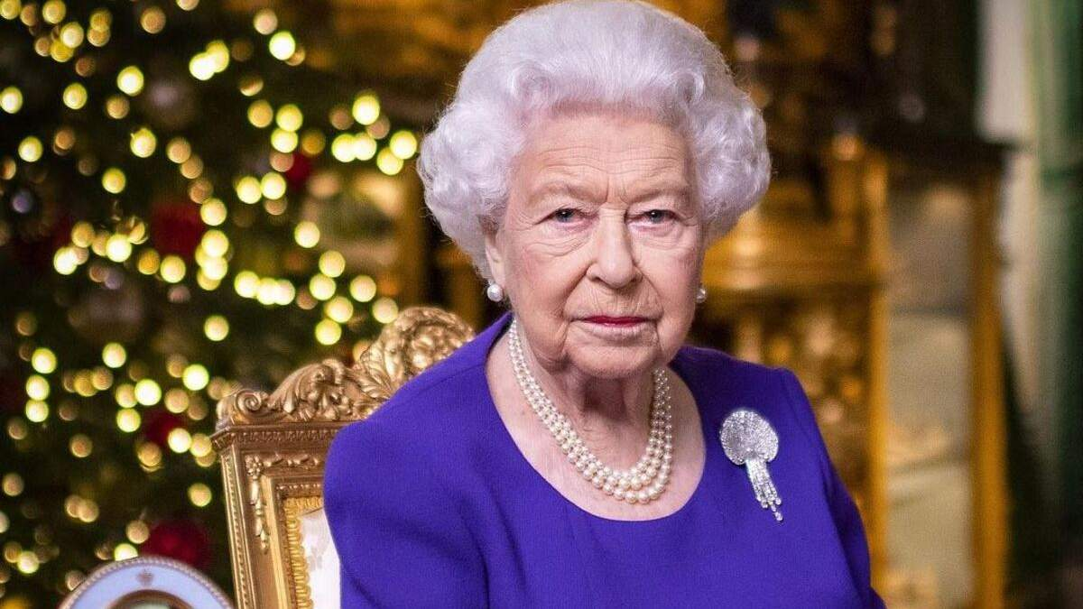 Єлизавета ІІ показала тільки фото принца Філіпа в різдвяній промові