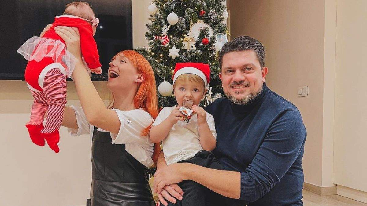 Світлана Тарабарова показала донечку: фото