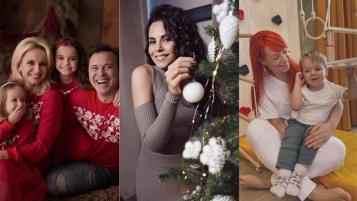 Как знаменитости праздновали Новый год - яркие фото