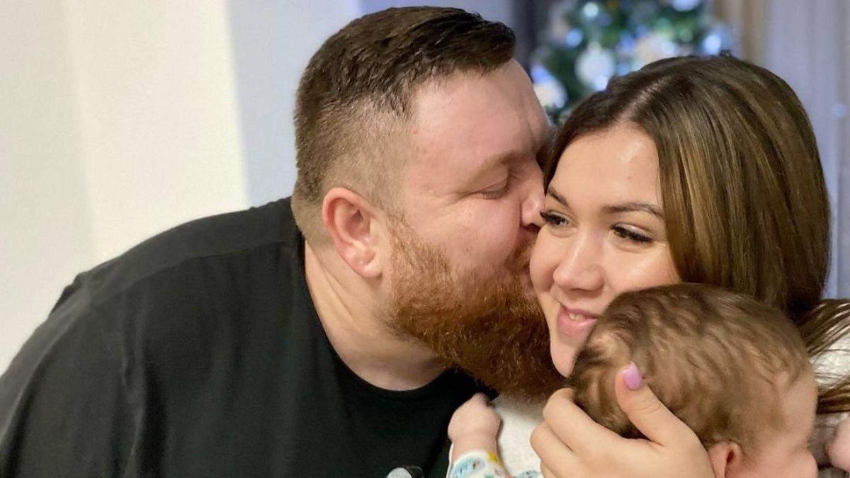 Жена Владимира Жогло растрогала сеть кадрами с маленьким сыном
