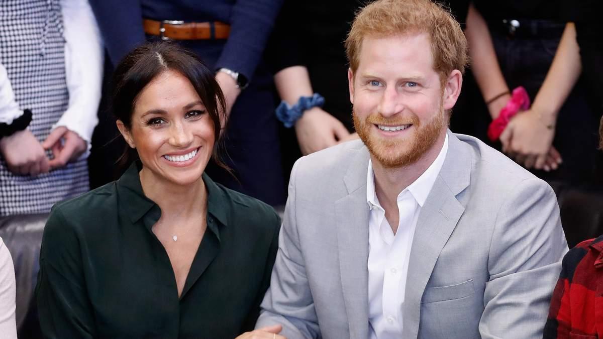 Принц Гаррі і Меган Маркл запустили благодійний фонд