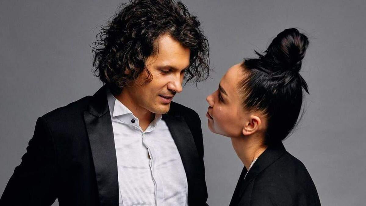 Евгений Кот снялся в стильной фотосессии с женой: эффектные снимки
