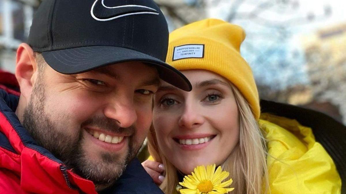 Ірина Федишин показала зворушливе фото з чоловіком