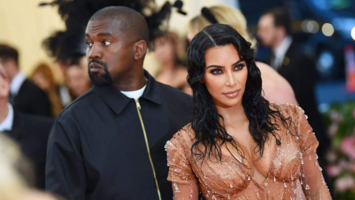 Кім Кардашян і Каньє Вест готують документи для розлучення, – ЗМІ