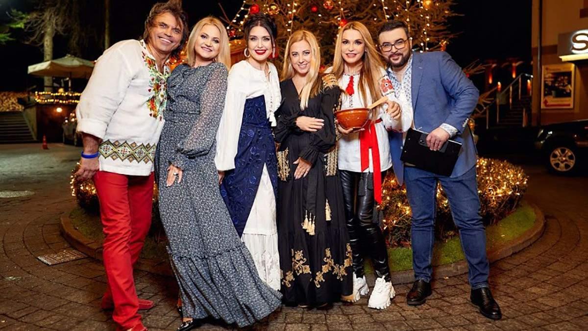 Winter Romantik Fest зібрав зіркову компанію