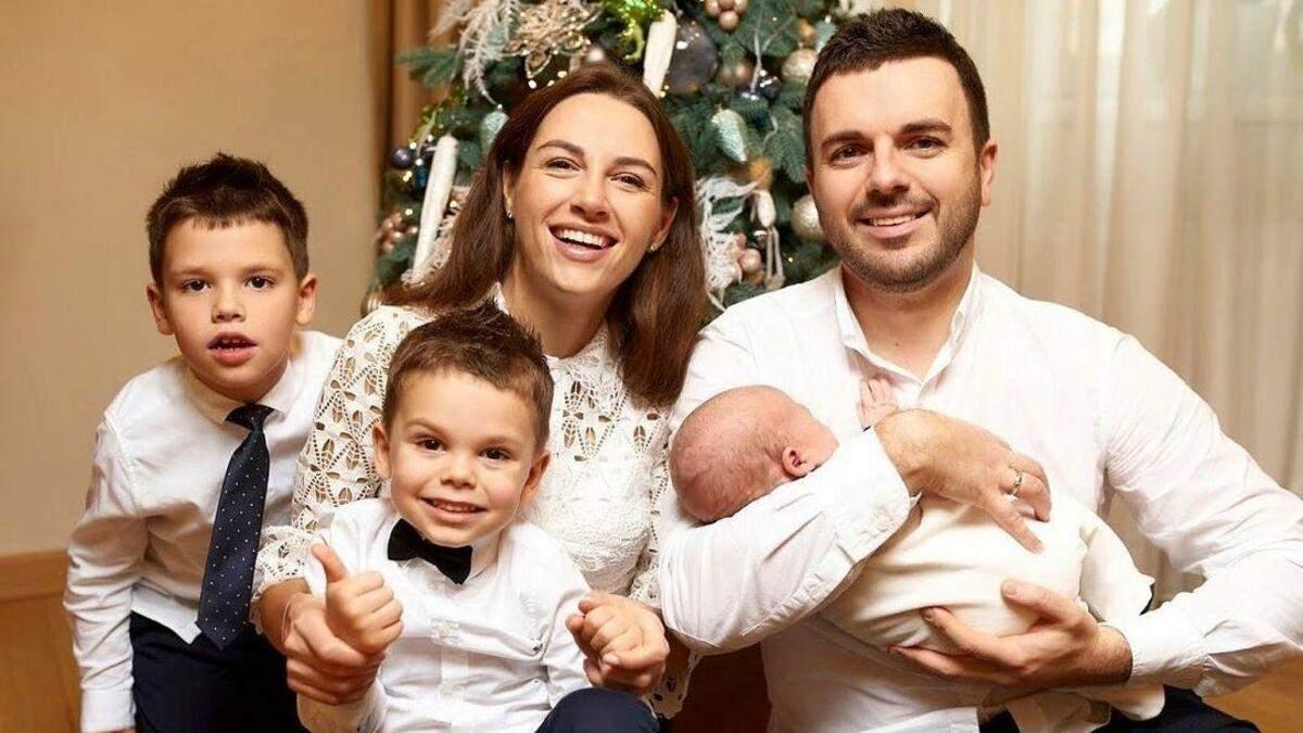 Гаджеты разрешаем только в выходные: Григорий Решетник рассказал, как воспитывает сыновей