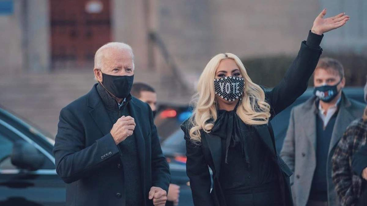 Леді Гага та Дженніфер Лопес виступлять на інавгурації Джо Байдена