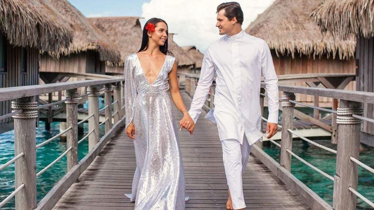 Евгений Кот с женой празднуют бумажную свадьбу: невероятные фото пары
