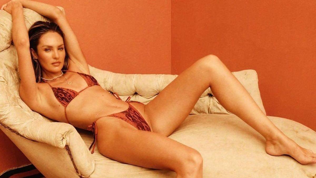Кэндис Свейнпол взбудоражила сеть сексуальным образом: фото