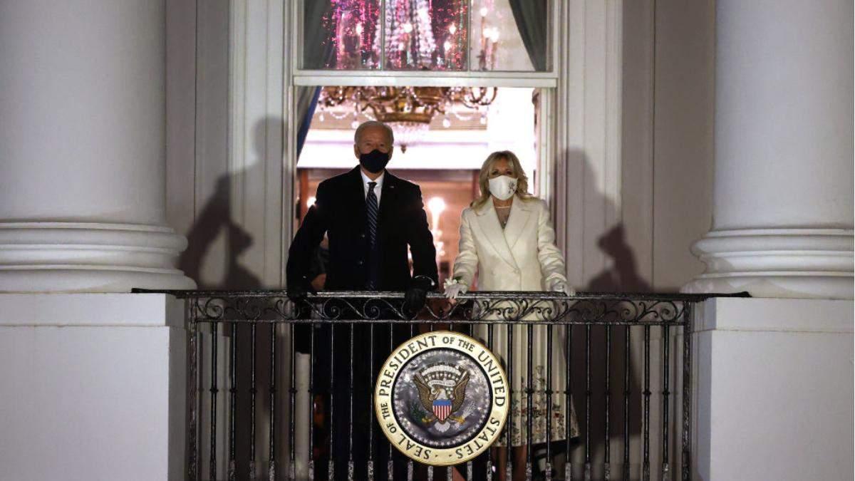 Інавгураційна ніч: який другий образ обрала Джилл Байден