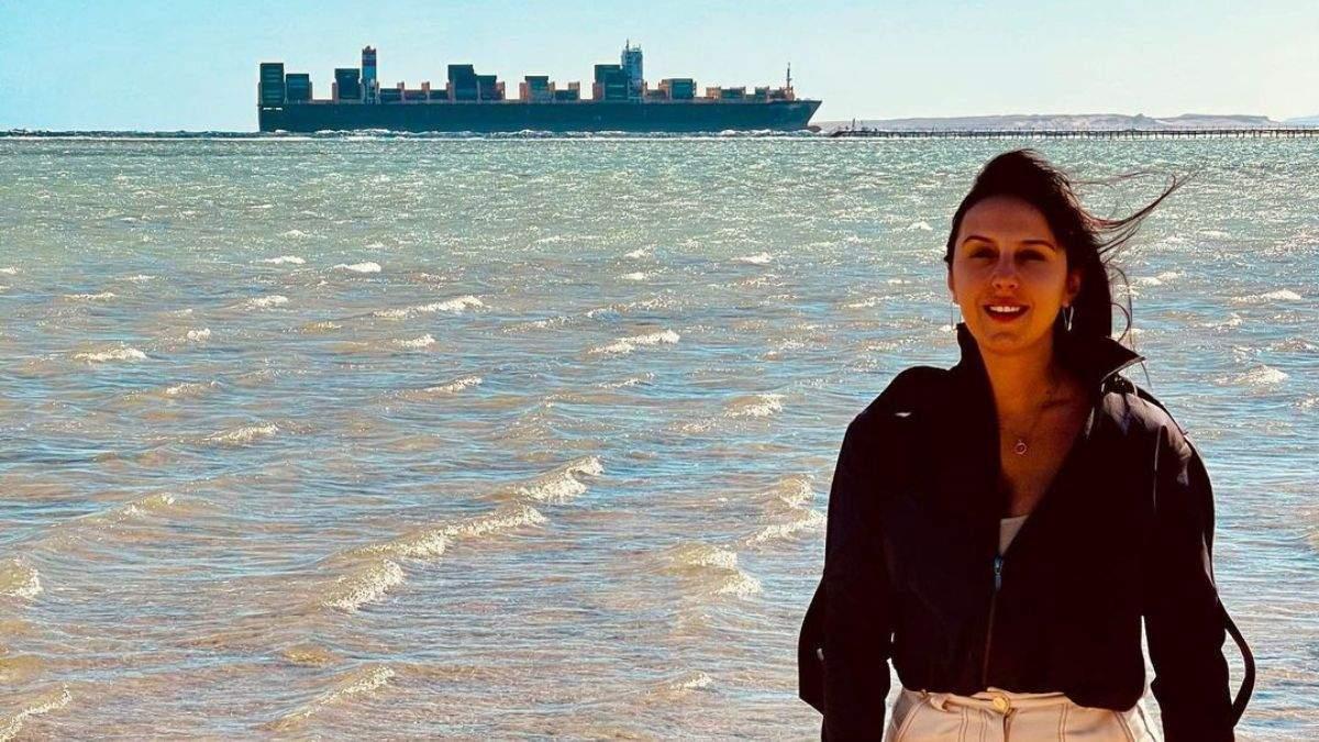 Джамала отправилась на отдых в Египет: фото