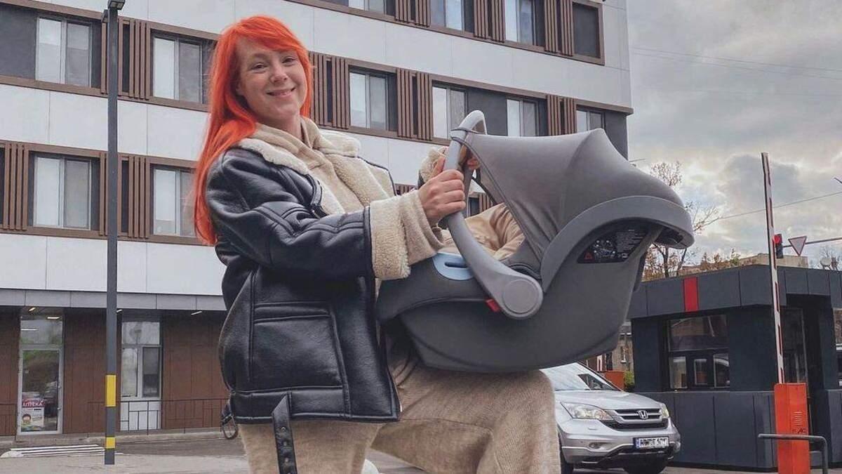 Морозно і сонячно: Світлана Тарабарова показала прогулянку з сином і донькою – фото