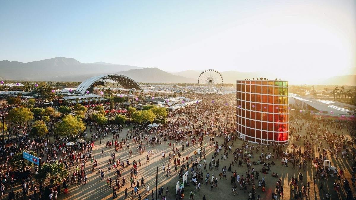 Масштабний фестиваль Coachella втретє скасували через коронавірус