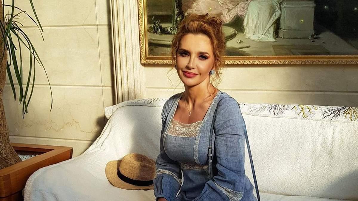 Оксана Марченко загриміла в базу Миротворця: у чому причина