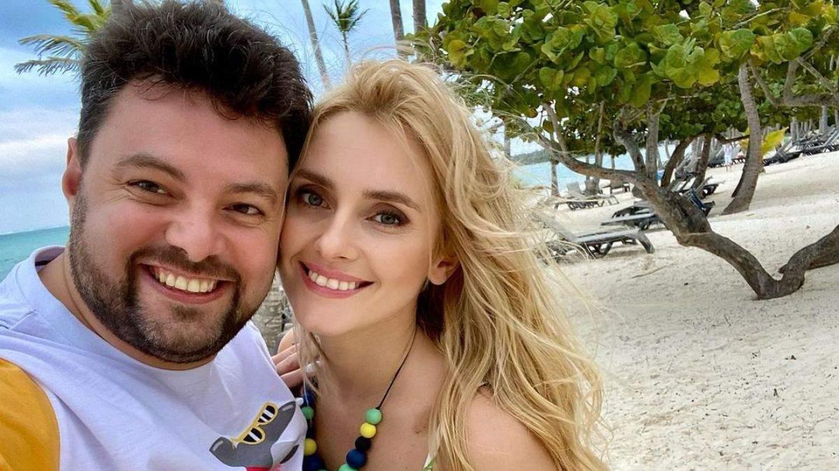 На яхті в Домінікані: Ірина Федишин показала романтичний танець з чоловіком – відео