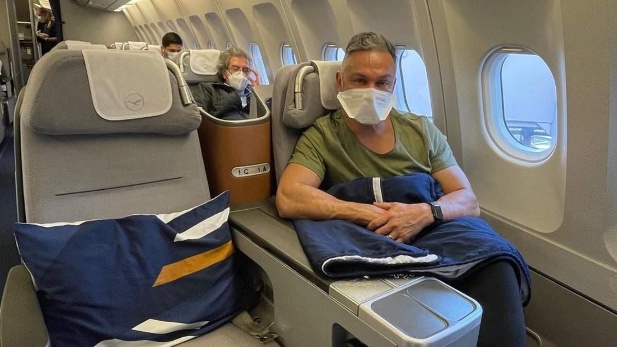 Эктор Хименес-Браво впервые за долгое время вернулся в Колумбию